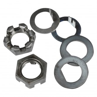 "AP Products® - 1"" D-Flat Spindle Nuts and Tang Washers"