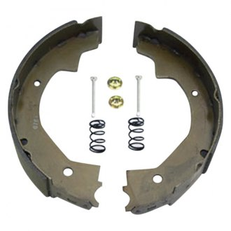 AP Products® - Brake Assembly Shoe and Lining Kit
