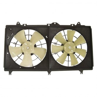 APDI® - Dual Radiator and Condenser Fan