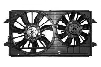 APDI® - Dual Radiator and Condenser Fan Assembly