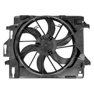 2010    Dodge    Grand    Caravan    Replacement Engine    Cooling    Parts     CARiD