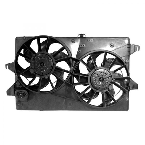 Replace Radiator Fan Ford Contour