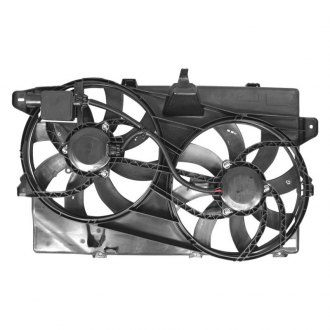 Apdi Ford Edge 2009 Dual Radiator And Condenser Fan