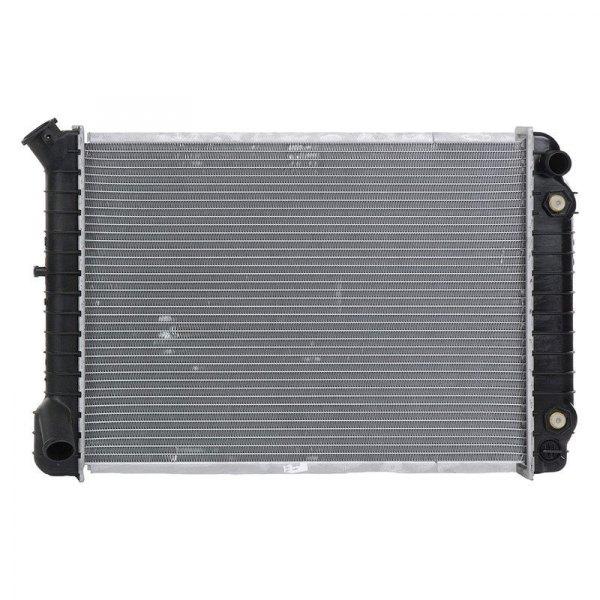 Apdi chevy camaro engine coolant radiator