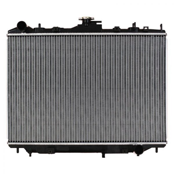 Apdi isuzu rodeo engine coolant radiator carid