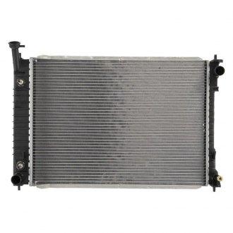 service manual  mercury sable radiator change