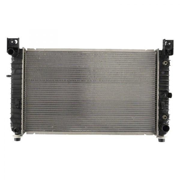 Apdi chevy silverado  engine coolant radiator