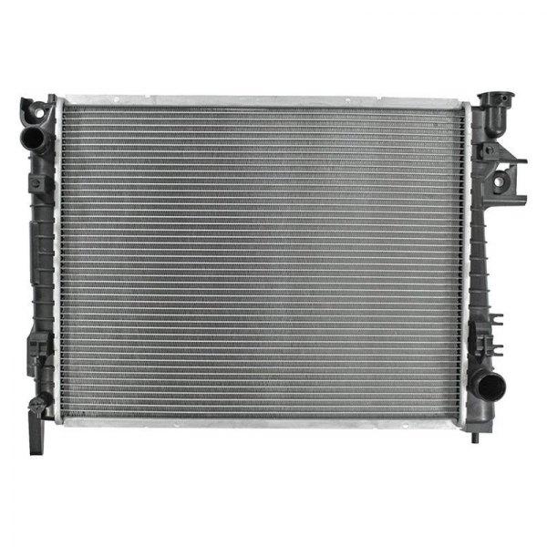 apdi ram 1500 2014 engine coolant radiator. Black Bedroom Furniture Sets. Home Design Ideas