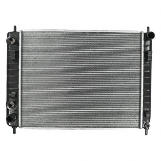 2008 chevy hhr replacement engine cooling parts carid com apdi® radiator