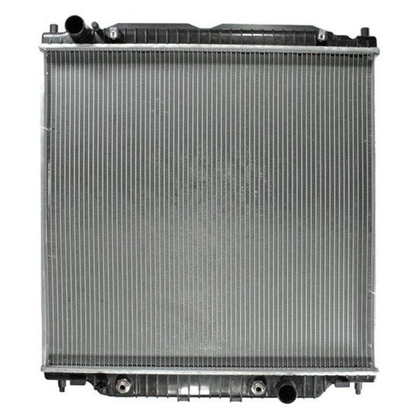 2005 Ford Super Duty Spec: Ford F-350 Super Duty 2005 Engine Coolant Radiator