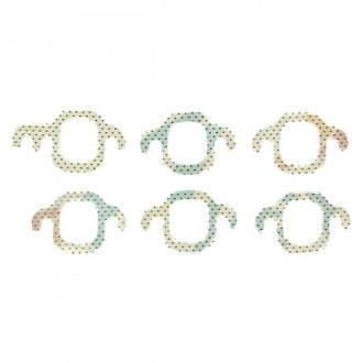 Apex Auto® - Exhaust Manifold Gasket Set