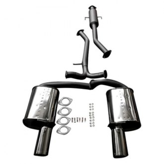 APEXi® - WS2 Mild Steel Cat-Back Exhaust System
