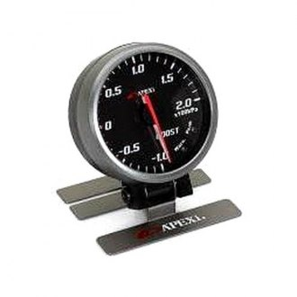 APEXi® - ELII System Meters Electronic Boost Gauge