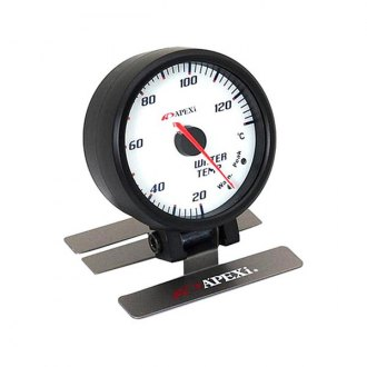 APEXi® - ELII System Meters Water Temperature White Face Gauge