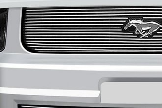 APG® - Polished Aluminum Billet Grille