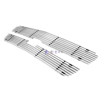 APG® - 2-Pc Brushed Horizontal BGC Main Grille