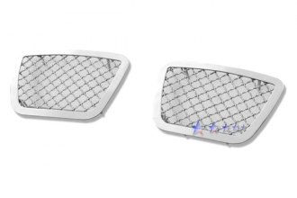 APG® C76467S - Chrome Mesh Tow Hook Grille
