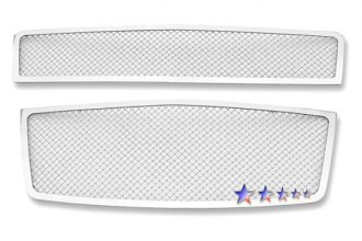 APG® - Chrome Mesh Main and Bumper Grille Kit