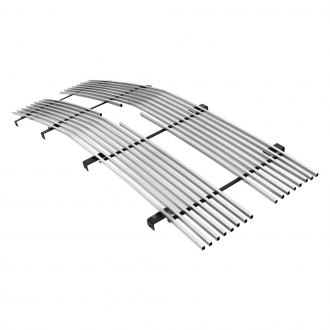 APG® - 1-Pc Brushed Horizontal Billet Main Grille