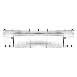 APG® - 1-Pc Brushed Horizontal BGC Main Grille