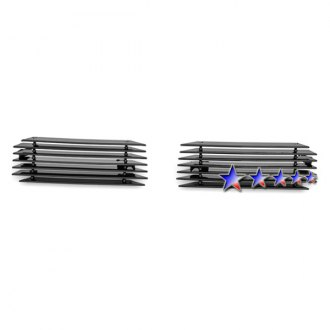 APG® - Black Billet Tow Hook Grille