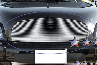 APG® C85212A - Polished Billet Grille