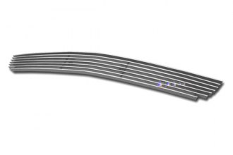 APG® C85213A - Polished Horizontal Billet Bumper Grille