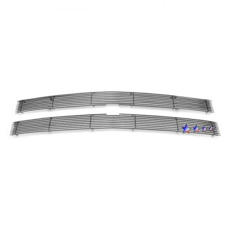 APG® - 2-Pc Phantom Style Black Horizontal Billet Main Grille