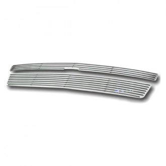 APG® - 2-Pc Polished Horizontal Machined Perimeter Grille