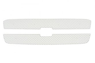 APG® - 2-Pc Chrome X Mesh Grille