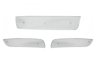 APG® - Chrome Wire X Mesh Bumper Grille