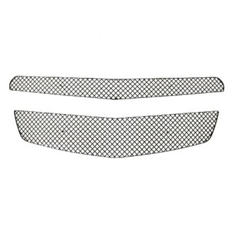 APG® - 2-Pc Black Wire X Mesh Main Grille