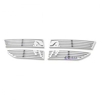 APG D26609B - Polished Symbolic Main Grille
