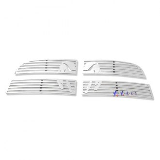 APG® - 4-Pc Polished Symbolic Main Grille