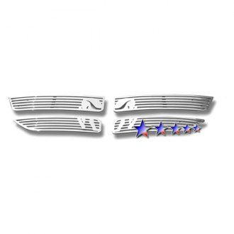APG D26876B - Polished Symbolic Main Grille