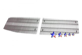 APG® - 2-Pc Polished Vertical Billet Main Grille