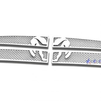 APG® - 4-Pc Chrome Symbolic Grille