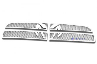 APG® - Chrome Symbolic Grille