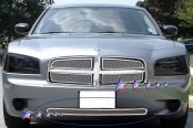 APG® - Plain Weave Style Chrome Wire Mesh Bumper Grille