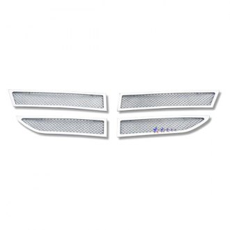 APG D76609T - Chrome Wire Mesh Main Grille