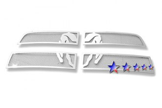 APG® D76864B - Chrome Symbolic Main Grille