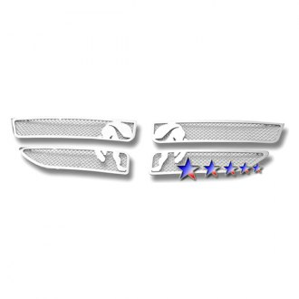 APG® - 4-Pc Chrome Symbolic Main Grille