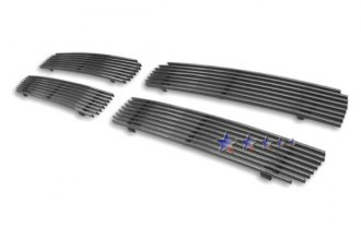 APG® D85074A - Polished Horizontal Billet Main Grille