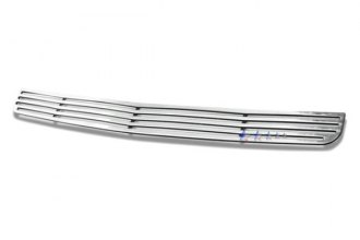 APG® D96439A - Polished Horizontal Machined Perimeter Bumper Grille
