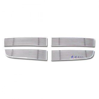 APG® - 4-Pc Polished Horizontal Machined Perimeter Main Grille