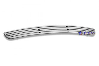 APG® - Polished Horizontal Machined Perimeter Bumper Grille