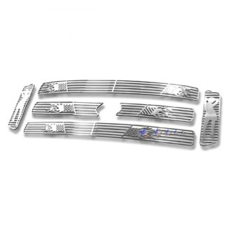 APG® - 6-Pc Polished Symbolic Main Grille