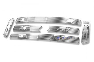 APG® - Honeycomb Style Polished Symbolic Main Grille
