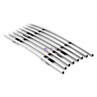 APG® - 1-Pc Brushed Horizontal BGC Bumper Grille