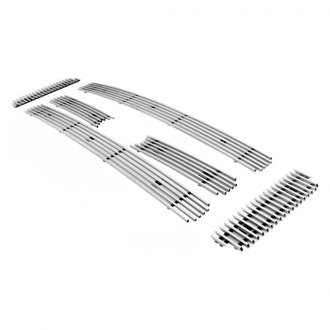 APG® - 6-Pc Brushed Horizontal Billet Main Grille